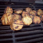 Grilled Spuds